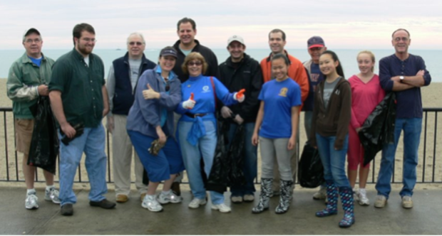 Making our Town Beautiful - Beach Clean Up