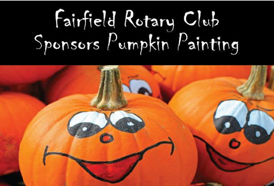 Sponsoring Pumpkin Painting @ Hallowwen on the Green
